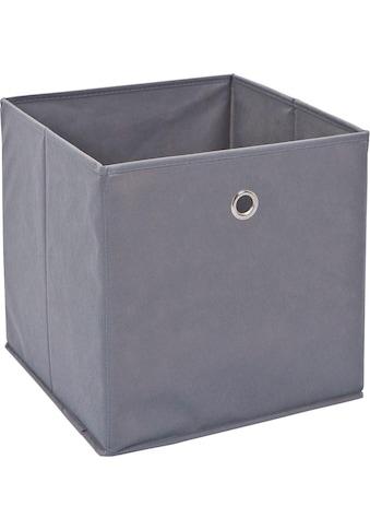 INOSIGN Faltbox »Winny Dunkelgrau« kaufen