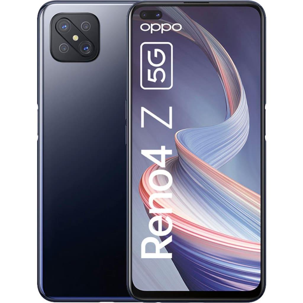 "Oppo Smartphone »Reno4 Z 5G«, (16,51 cm/6,5 "" 128 GB Speicherplatz, 48 MP Kamera)"