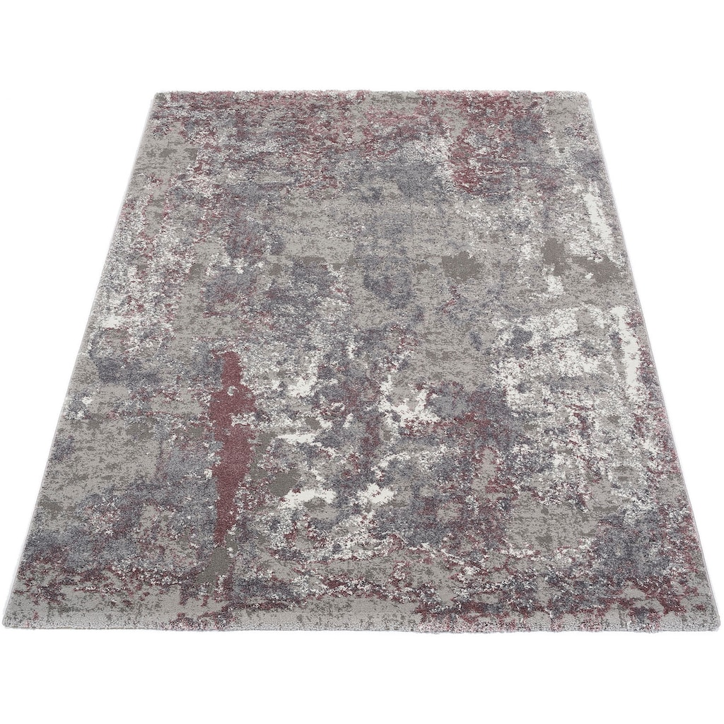 OCI DIE TEPPICHMARKE Teppich »JUWEL LIRAY«, quadratisch, 20 mm Höhe