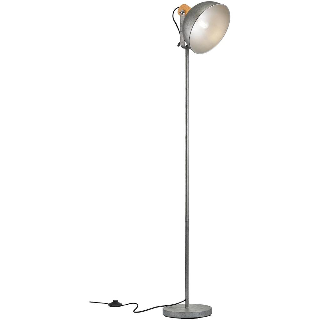 TRIO Leuchten Stehlampe »Delhi«, E27