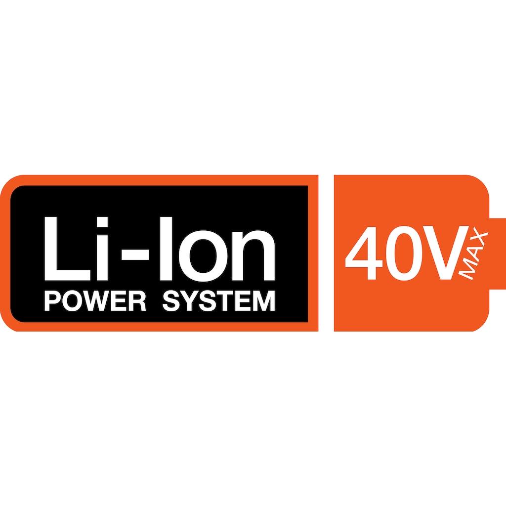 GARDENA Akku-Hochdruckreiniger »AquaClean Li-40/60 Ready-To-Use Set«, mit Akku und Ladegerät