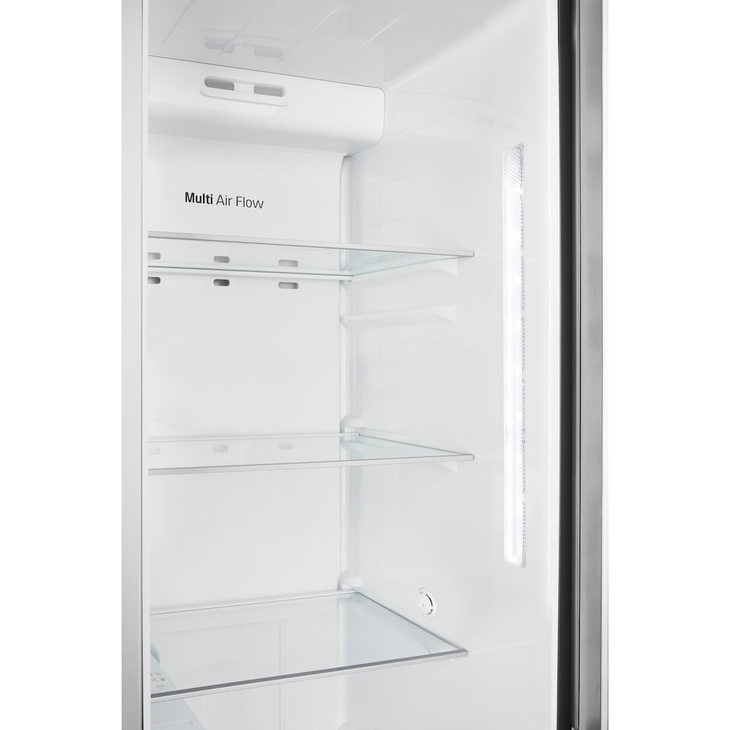 LG Side-by-Side, GSL561PZUZ, 179 cm hoch, 91,2 cm breit