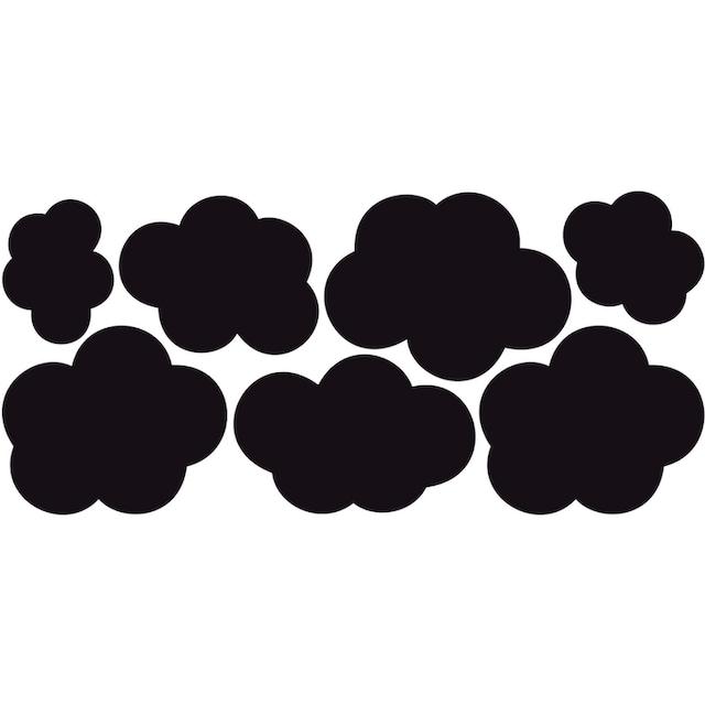 Wandtattoo »Wolken-Set«