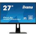 "Iiyama LED-Monitor »ProLite XUB2792UHSU«, 68 cm/27 "", 3840 x 2160 px, 4K Ultra HD, 4 ms Reaktionszeit, 60 Hz"