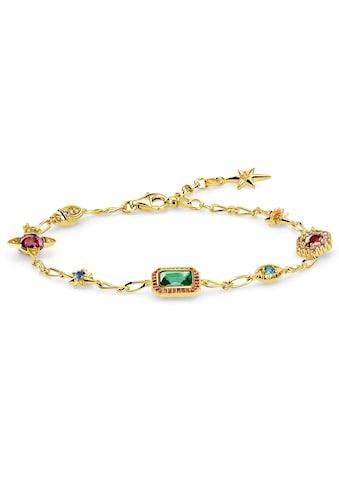 THOMAS SABO Armband »Glücksbringer gold, A1914 - 973 - 7 - L19v« kaufen