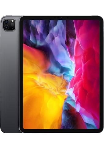 Apple Tablet »iPad Pro 11.0 (2020) - 128 GB WiFi«, Kompatibel mit Apple Pencil 2 kaufen