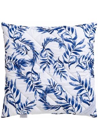 Guido Maria Kretschmer Home&Living Microfaserkissen »Blue Leave«, (1 St.),... kaufen