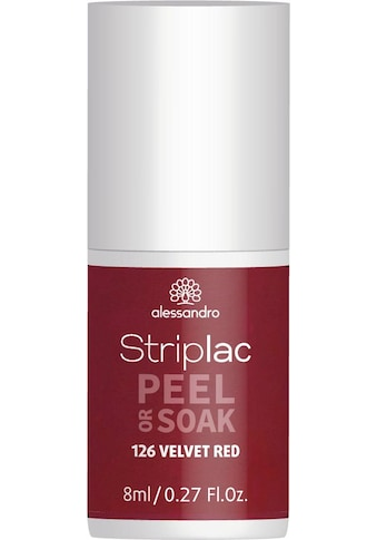 "alessandro international UV - Nagellack ""Striplac PEEL OR SOAK"" kaufen"