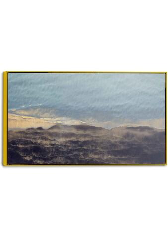 Reinders! Leinwandbild »Leinwandbild Landschaft Abstrakt - Glamourös - Elegant«,... kaufen