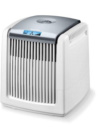 BEURER Kombigerät Luftbefeuchter und -reiniger »LW 230«, für 40 m² Räume, Inkl. Silber... kaufen