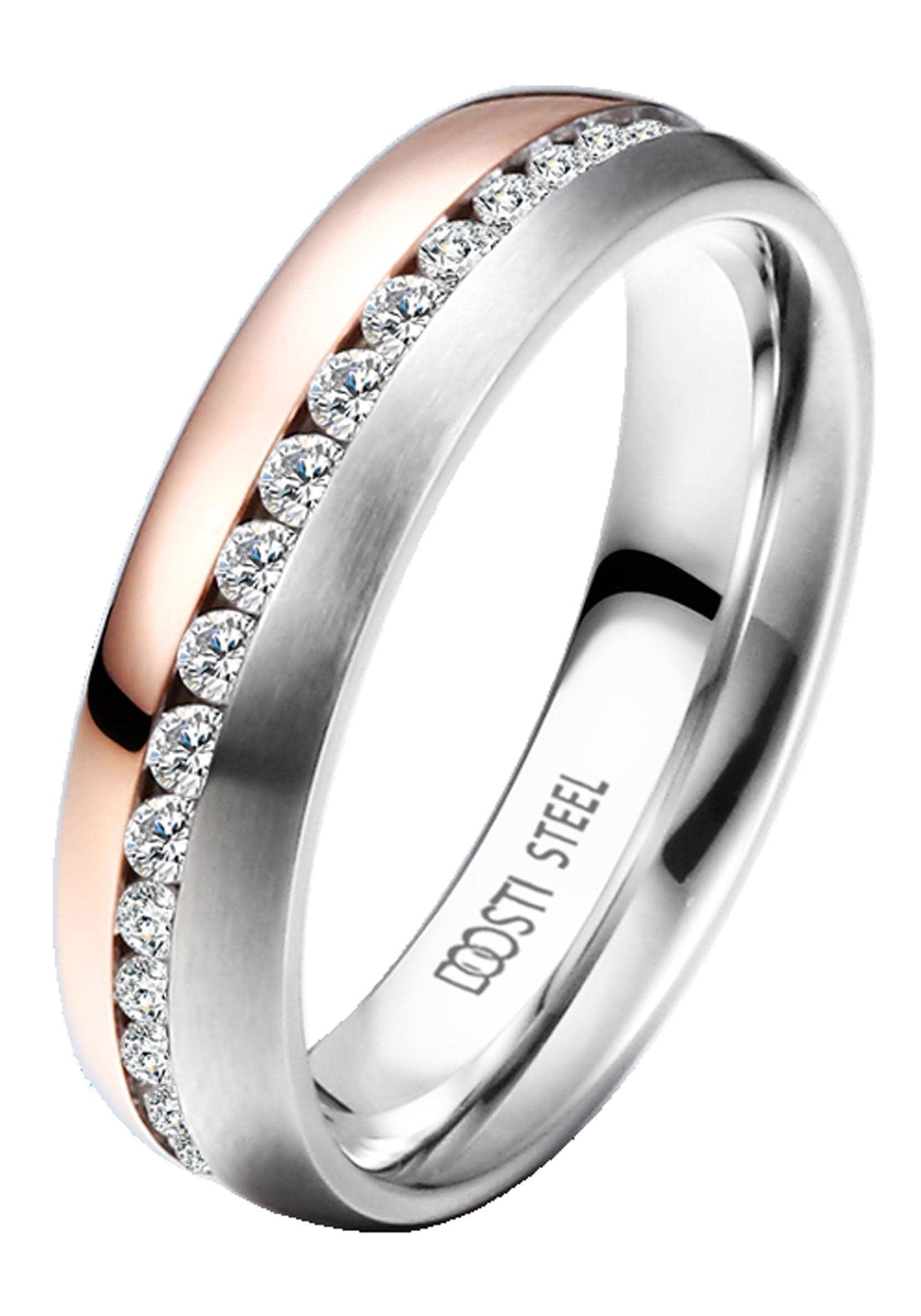 DOOSTI Trauring »ST-078-D, ST-078-H« | Schmuck > Ringe > Trauringe | DOOSTI