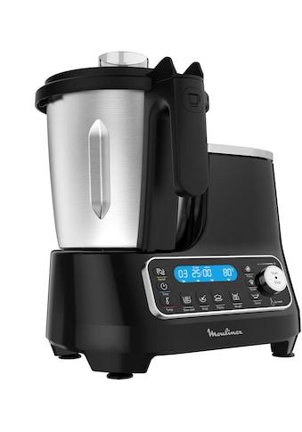 Moulinex Küchenmaschine mit Kochfunktion »HF4568 Click Chef« kaufen