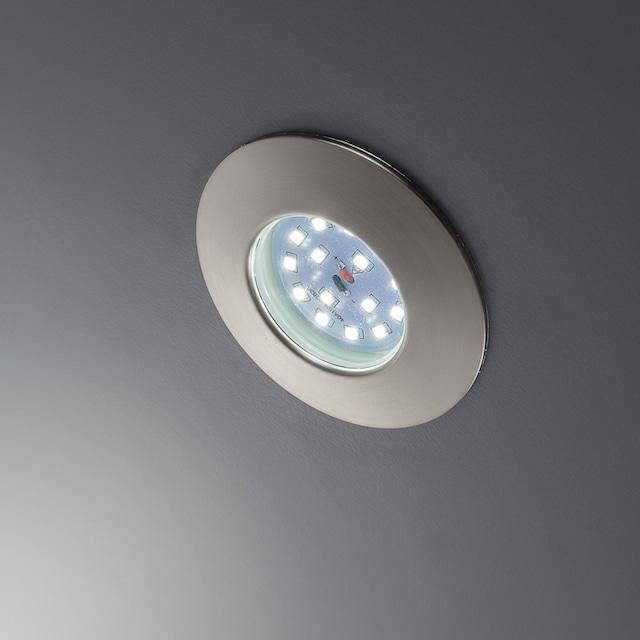B.K.Licht,LED Einbauleuchte»Iris V«,
