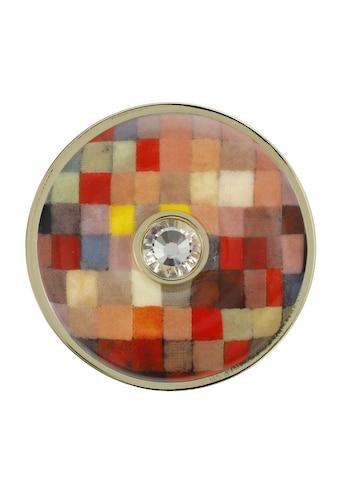 Goebel Brosche »Harmonie, Paul Klee, 67045181«, mit Glasstein kaufen