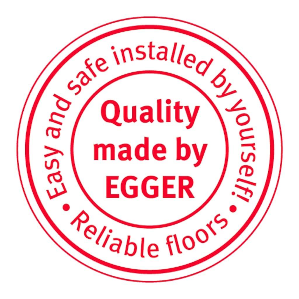 EGGER Laminat »HOME Adana Wood grau«, ohne Fuge, 2,481 m²/Pkt., Stärke: 7 mm