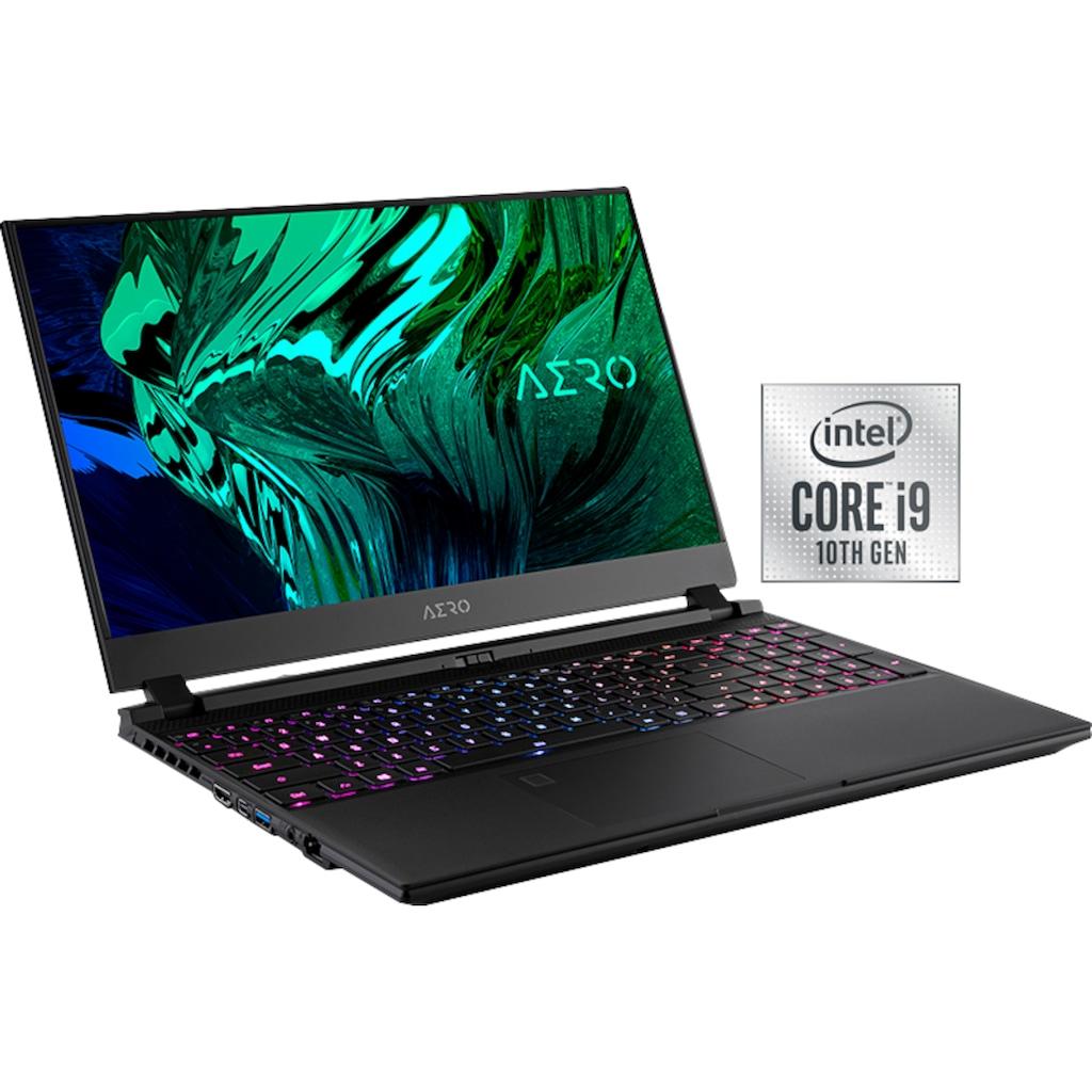 Gigabyte Notebook »AERO 15 OLED YC-9DE5760SP«, (Intel Core i9 \r\n)