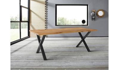Homexperts Baumkantentisch »Lesley« kaufen