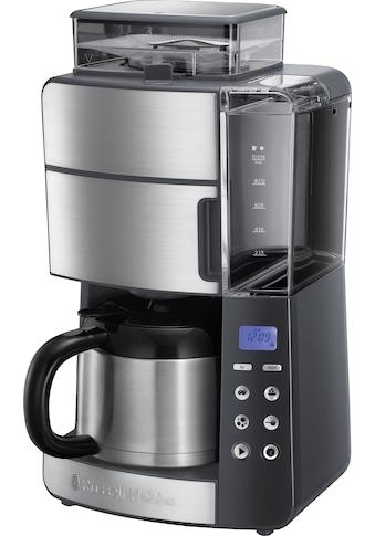 RUSSELL HOBBS Kaffeemaschine mit Mahlwerk »25620-56«, Papierfilter, 1x4, mit Thermokanne kaufen
