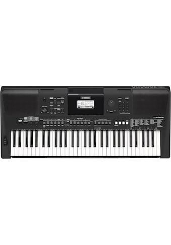 """Yamaha Keyboard """"PSR - E463"""" kaufen"""