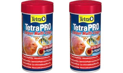 TETRA Fisch - Flockenfutter »Pro Colour«, 2x250 ml kaufen