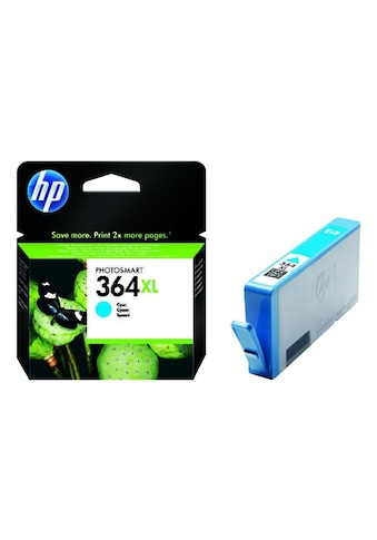 HP Tintenpatrone HP 364XL cyan »HP CB323EE« kaufen