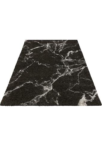 Hochflor - Teppich, »MAYRIN«, MINT RUGS, rechteckig, Höhe 30 mm kaufen