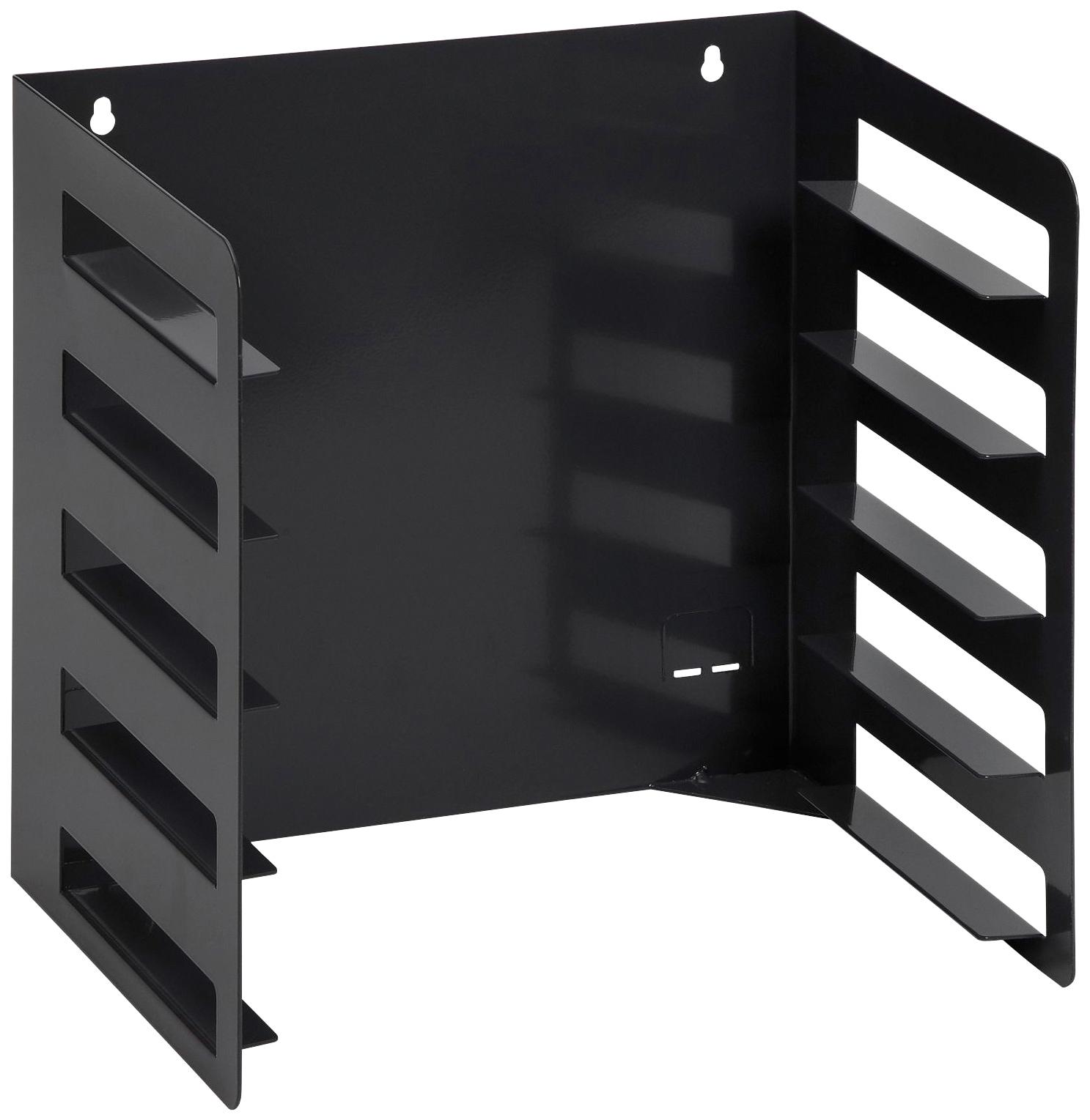 RAMSES Ordnungssystem, für Sortimentskästen, 33x23x31,5 cm | Schlafzimmer > Kleiderschränke > Ordnungssysteme | Schwarz | RAMSES