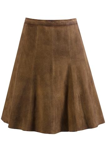 Krüger Collection Trachtenrock mit Zierstickerei kaufen