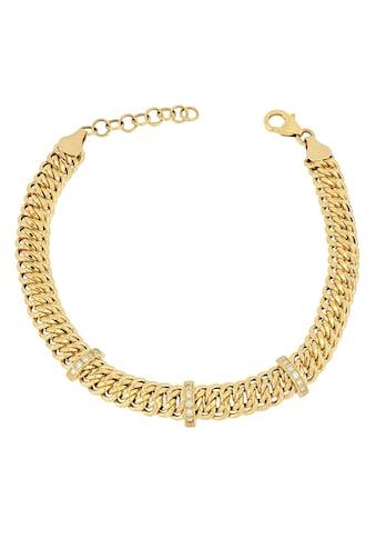 Firetti Goldarmband, mit Zirkonia (synth.) kaufen