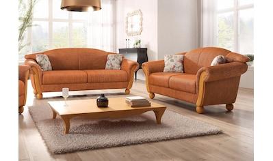 Home affaire Sitzgruppe »Milano« (2 - tlg) kaufen