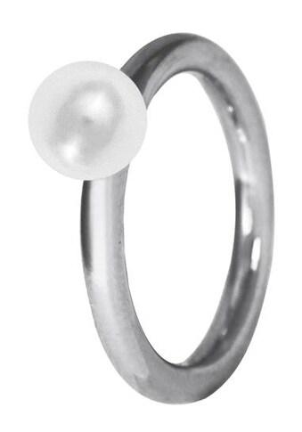 Style Republic Fingerring »Stacking Stahl, 6211« kaufen