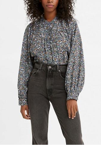 Levi's® Hemdbluse »ELISE BLOUSE«, in geblümter Optik kaufen