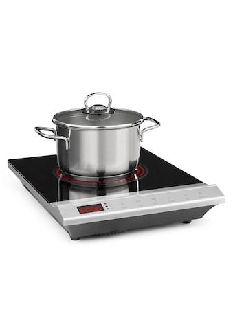 Klarstein Kochplatte Infrarot 2000W 90 - 650°C Abschalt »MisterCook« kaufen
