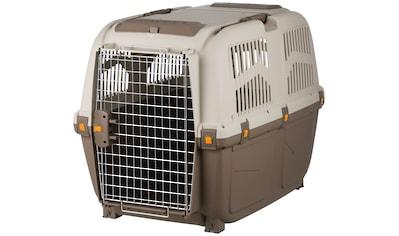 TRIXIE Tiertransportbox »Skudo Gr. M-L«, bis 40 kg, BxTxH: 63x92x70 cm kaufen