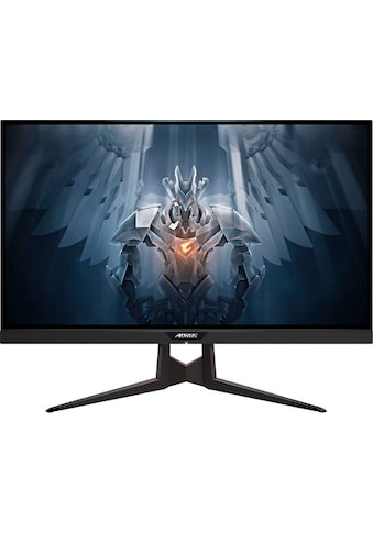 "Gigabyte Gaming-Monitor »AORUS FI27Q«, 68,5 cm/27 "", 2560 x 1440 px, WQHD, 1 ms Reaktionszeit, 165 Hz kaufen"