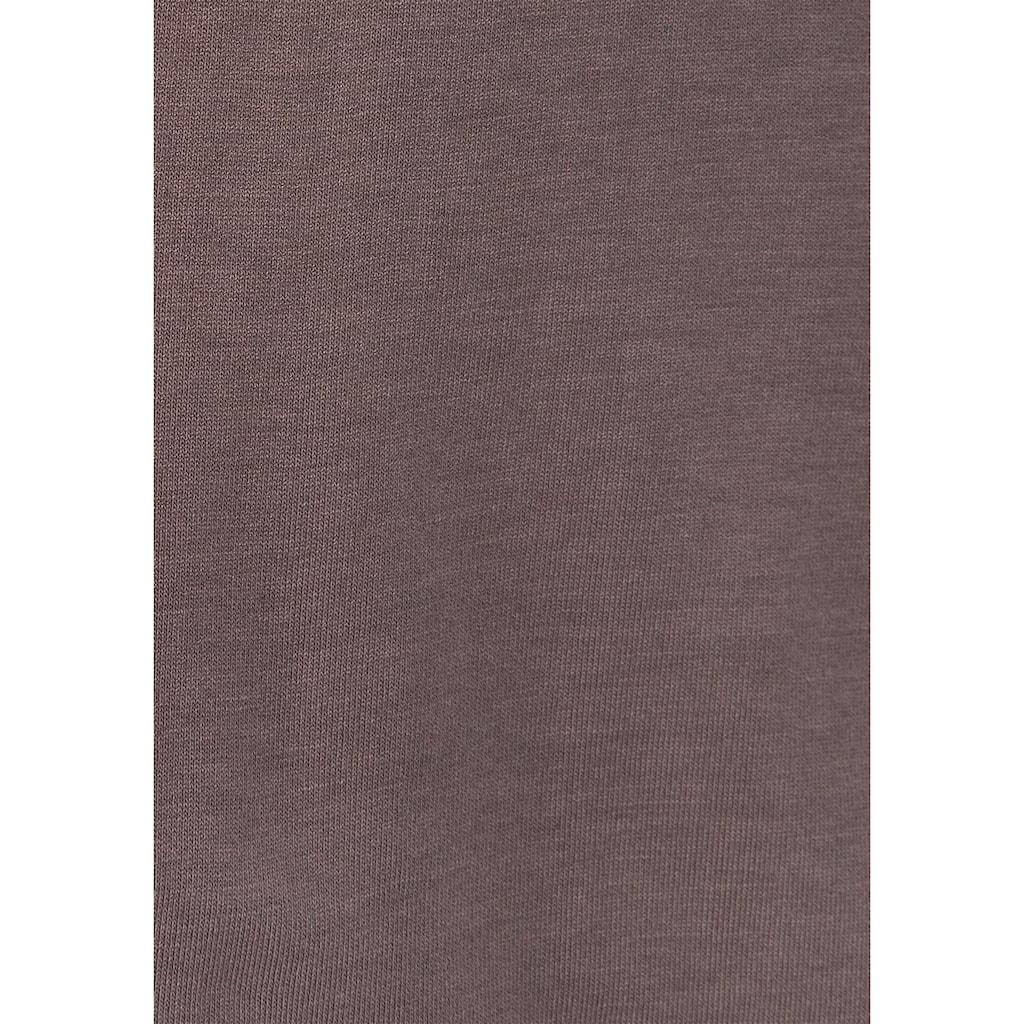Chiemsee Longshirt, mit schmalem Rockteil