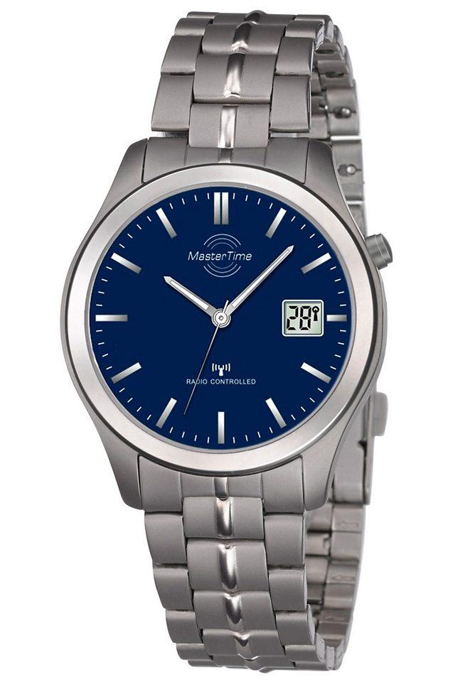 MASTER TIME Funkuhr »MTGT-10351-31M« | Uhren > Funkuhren | MASTER TIME