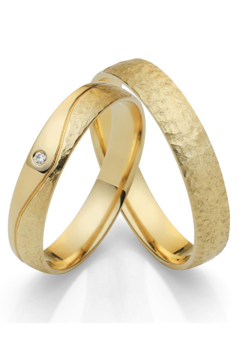 Firetti Trauring | Schmuck > Ringe > Trauringe | Silberfarben | FIRETTI