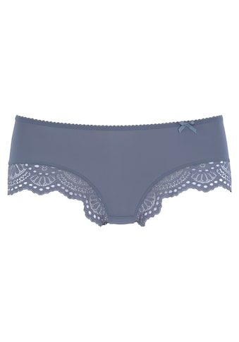 LASCANA Panty »Aurora«, mit edlem Spitzeneinsatz an den Beinausschnitten kaufen