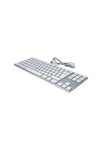 matias Ohne Zahlenblock mit Cursor - Funktionstasten für Mac »Aluminum Tenkeyless USB Tastatur« kaufen