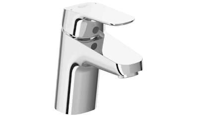 IDEAL STANDARD Waschtischarmatur »CeraFlex«, verchromt mit Ablaufgarnitur kaufen