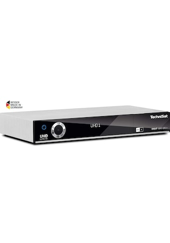 TechniSat UHD/4K Satelliten - Receiver (dreifach - TwinTuner, CI+, Smart - TV) »DIGIT ISIO STC+« kaufen