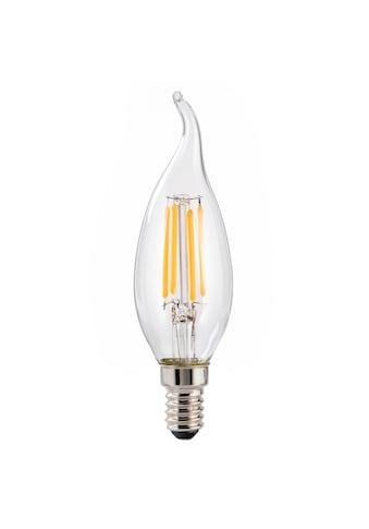 Xavax LED-Filament, E14, 470lm ersetzt 40W, Kerzenlampe kaufen
