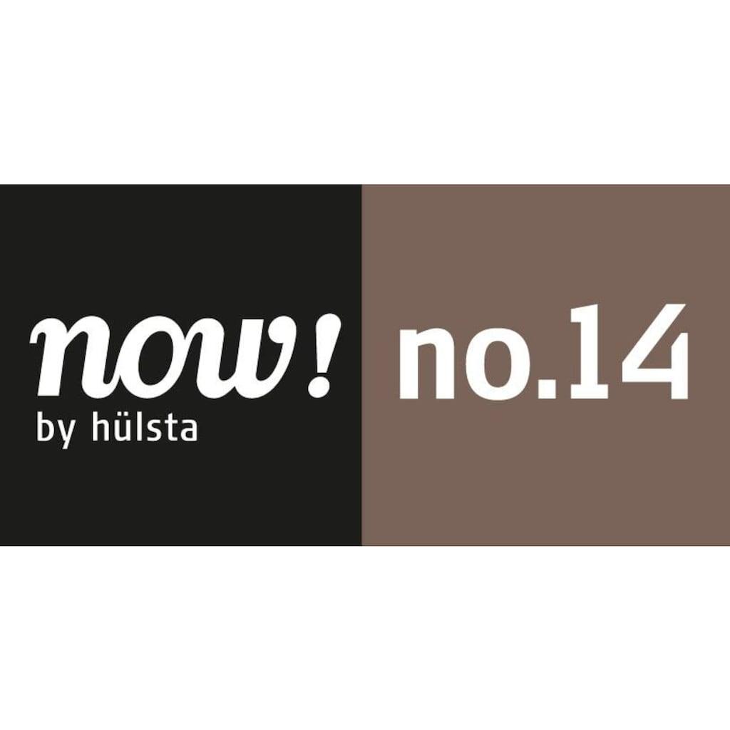 now! by hülsta Wohnwand »now! no. 14«, (Set, 5 St.), mit Glashaube (5-tlg.)