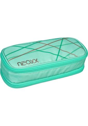 neoxx Schreibgeräteetui »Catch, Mint to be«, aus recycelten PET-Flaschen kaufen