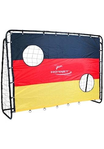 Hudora Fußballtor »Hornet Goal Match«, BxLxH: 76x213x152 cm, mit Torwand kaufen