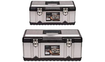 Kreher Werkzeugkoffer »PROFI«, (Set, 2 St.), XXL 23'' & XL 18'' kaufen