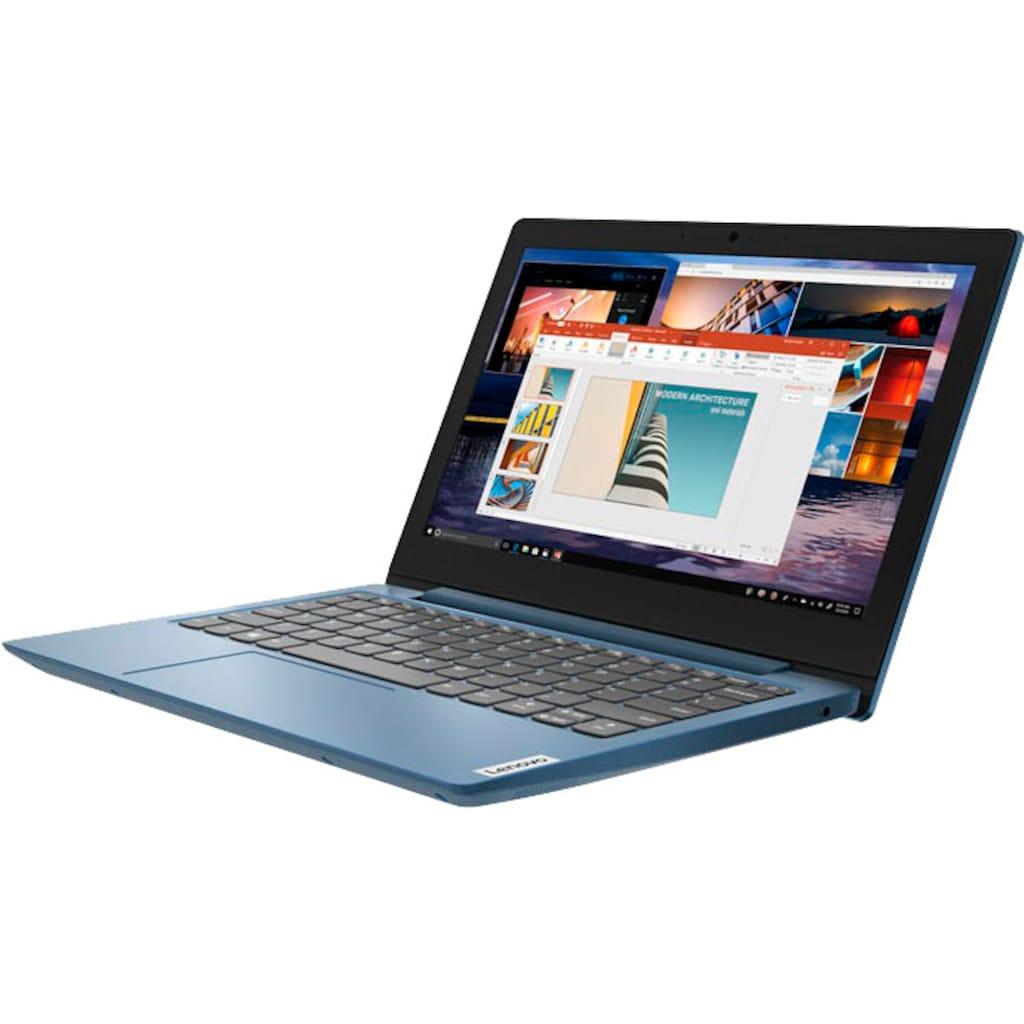 """Lenovo Notebook »Slim 1-11AST-05 A6-9420e (P)«, (29,46 cm/11,6 """" AMD A9 R5\r\n), Kostenloses Upgrade auf Windows 11, sobald verfügbar"""
