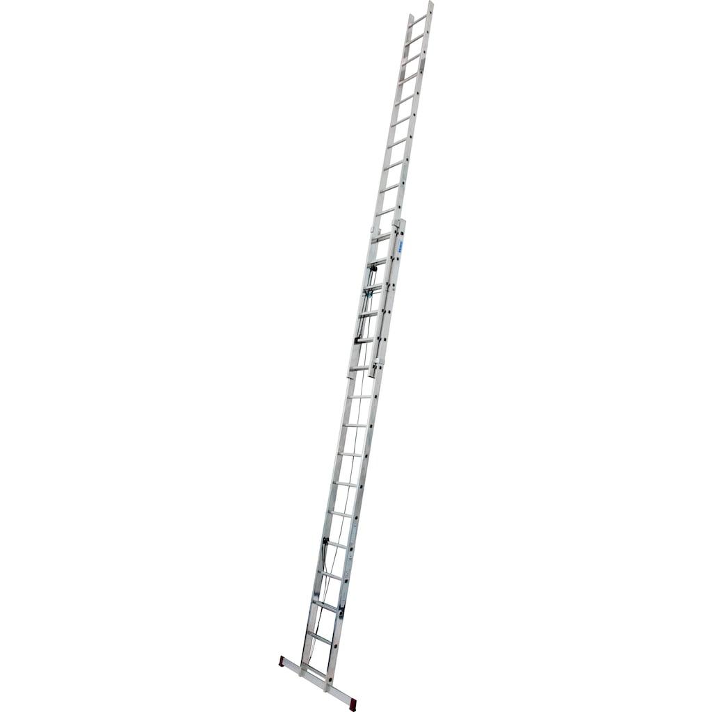 KRAUSE Leiter »Corda«, 2x16 Sprossen