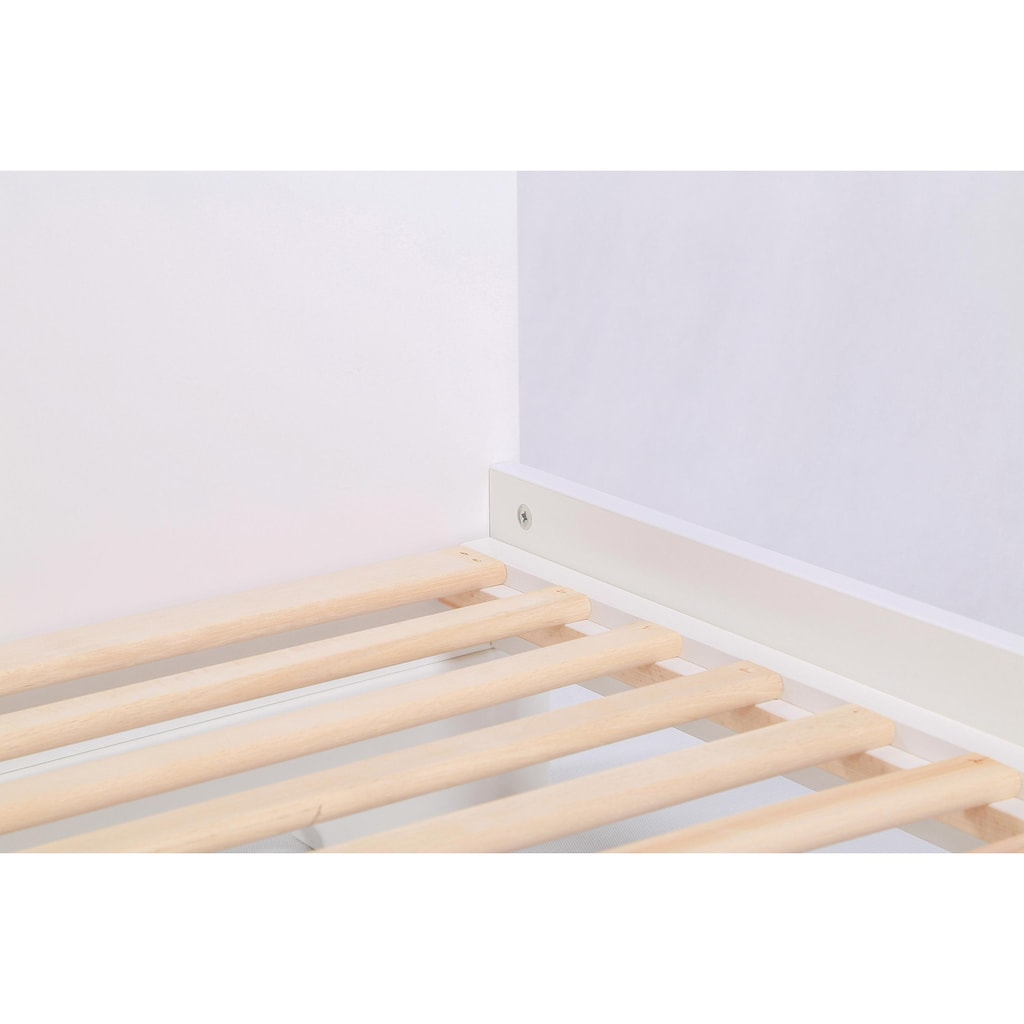 Geuther Babyzimmer-Komplettset »COTTAGE, 3-tlg.«, (Set, 3 St.), mit Kinderbett, Schrank und Wickelkommode